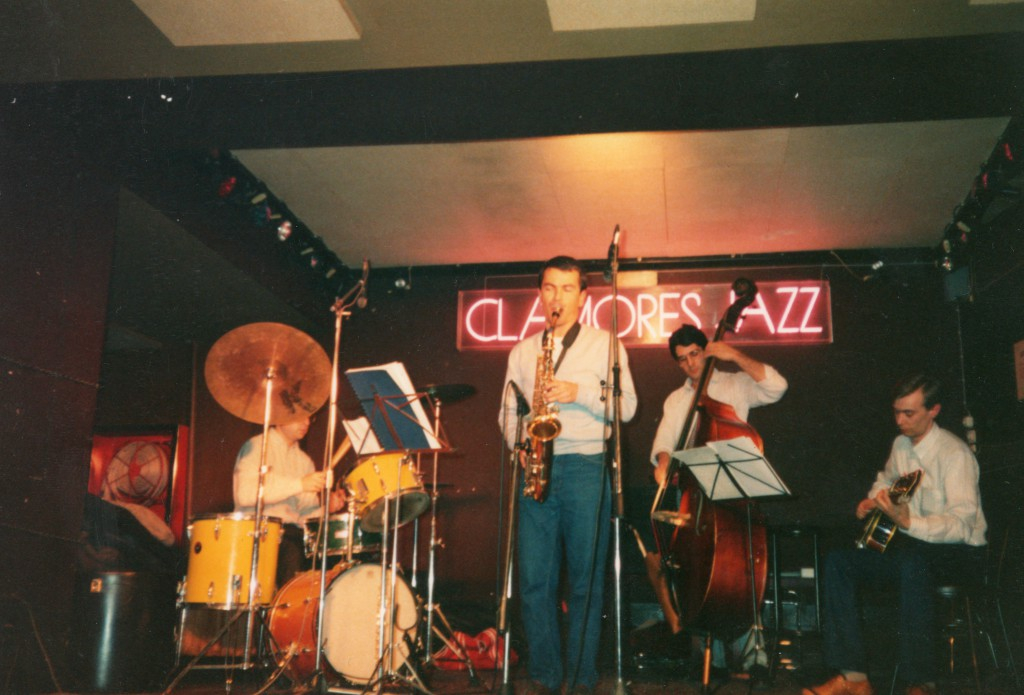"""Costa"" en ""Clamores"", Madrid años 80"